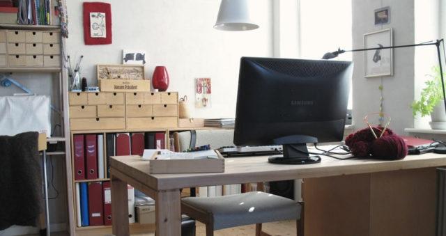 Swell Como Melhorar Seu Home Office Confira As Dicas Aqui Largest Home Design Picture Inspirations Pitcheantrous