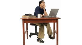 Quem trabalha em casa tem que ter muita disciplina e organização