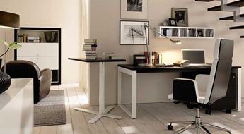 Home Office funcional e confortável