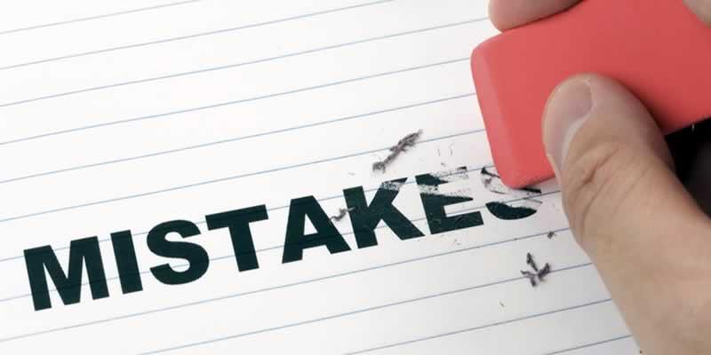 Erros de afiliados que acabam com o seu negócio